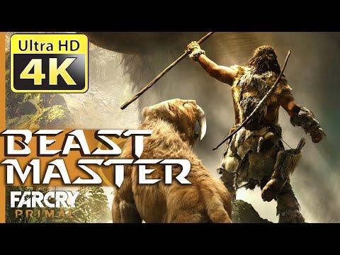 Far Cry Primal Trailer     Beast Master 4K Trailer Poster