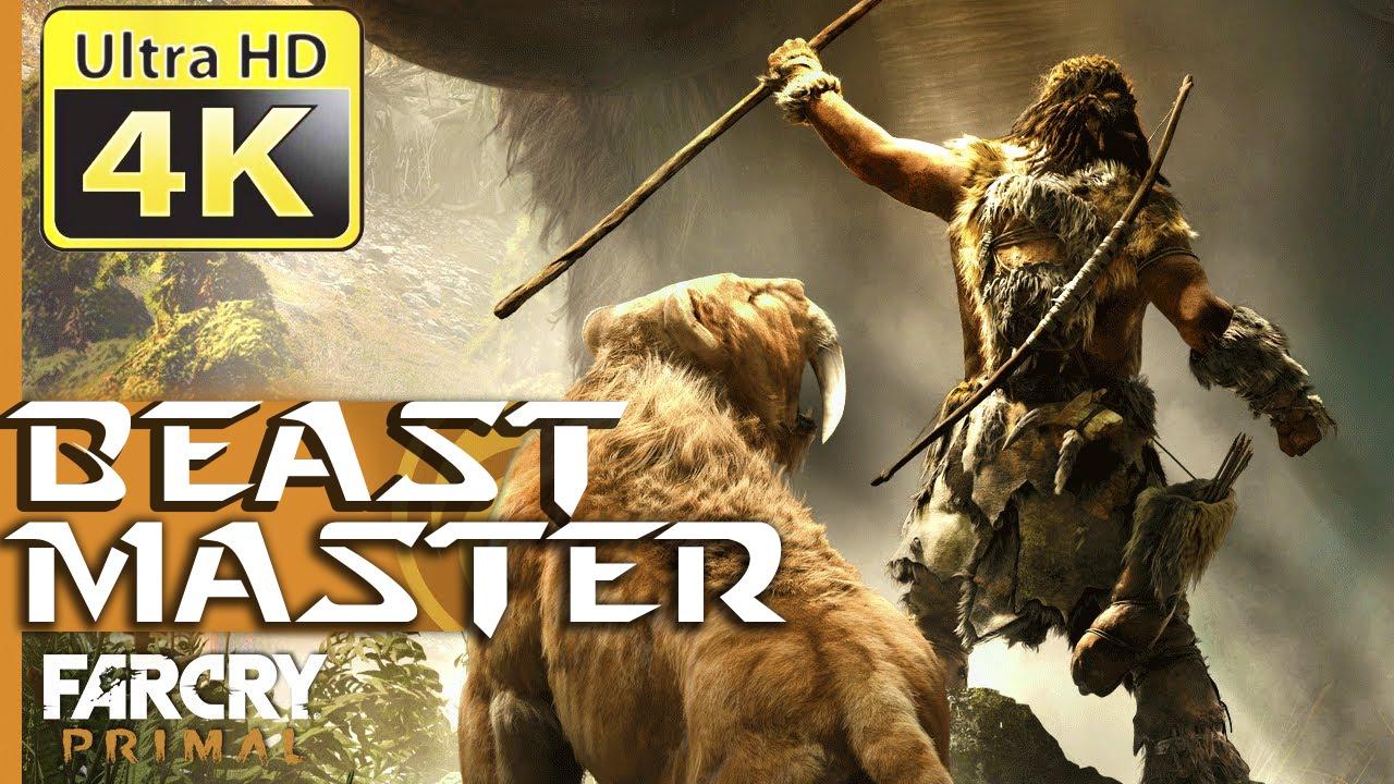 Beast Master 4K Trailer