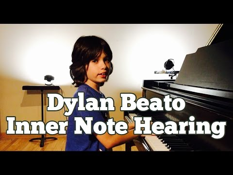 Perfect Pitch: Dylan Beato - Inner Note Hearing | Hearing Inside the Chord