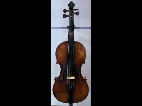 Paganini's Canon Violin
