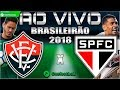 Video Gol Pertandingan Vitoria vs São Paulo FC