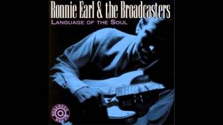 Ronnie Earl & the Broadcasters - Blue guitar