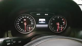 Éteindre temoin d'entretien Mercedes classe a b c....