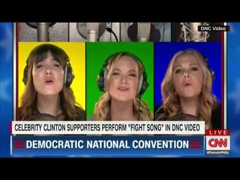 DNC night two - Fight Song | 7/26/2016