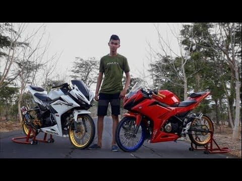 Best Cbr150 Facelift Modif Jari Jari Youtube