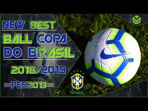 PES 2013 NEW BEST NIKE MERLIN BRASILEIRÃO AND COPA DO BRASIL 2018 / 2019 By DaViDBrAz