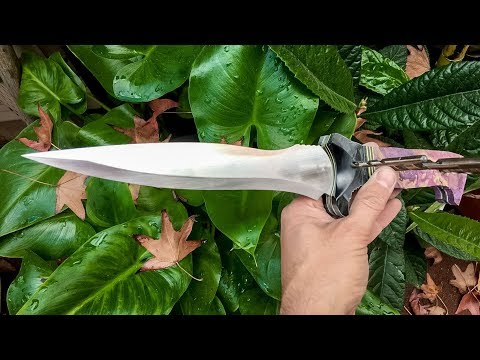 P2 Making Resident Evil 4 LEON KNIFE