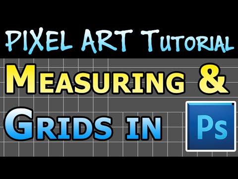 Pixel Art - Photoshop Tutorial - YouTube