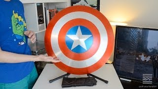 Prop Review: Captain America