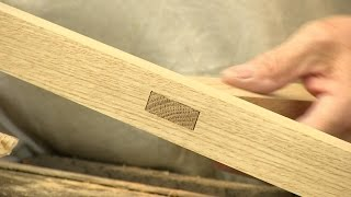 How To Make A Mortise And Tenon - The Three Joints - With Paul Sellers