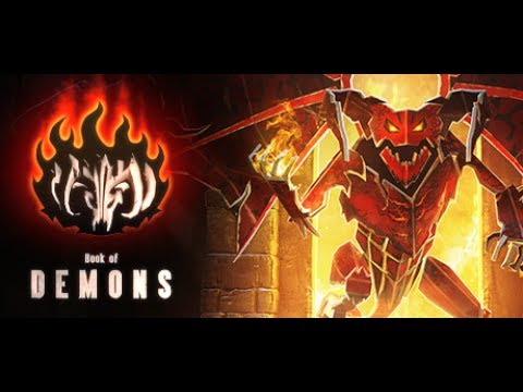 Book Of Demons EMEA Games |