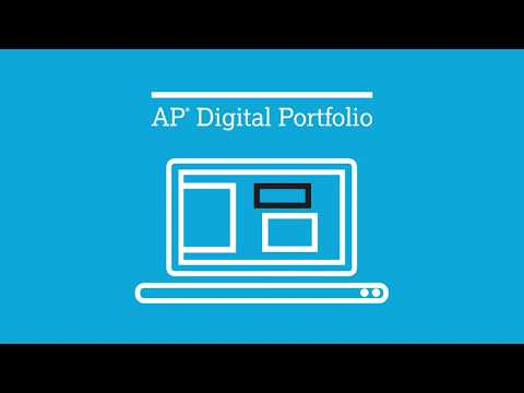 AP Digital Portfolio AP Students