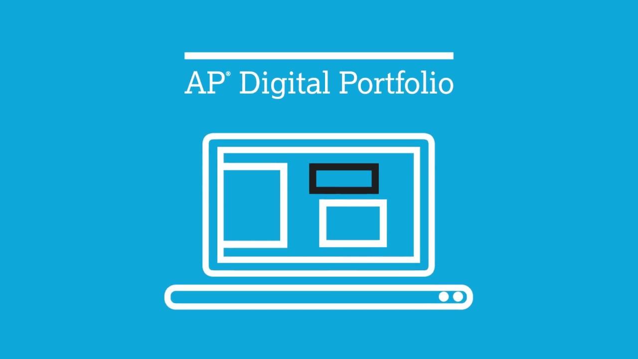 AP Digital Portfolio - AP Students