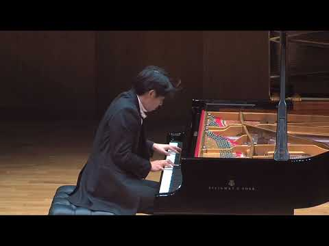 Brahms - Variations on a Theme of Paganini Op.35 - Jinsang Lee