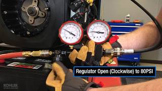 Perform a Cylinder Leakdown Test