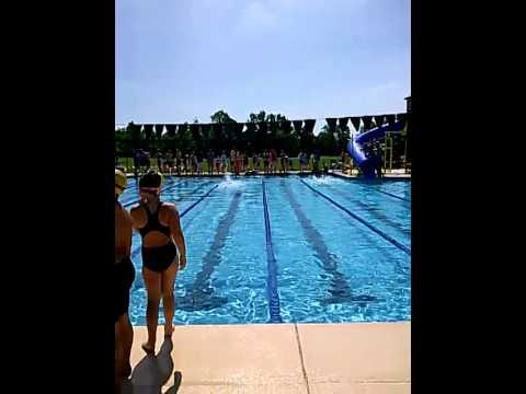 50m freestyle relay !-Athens Swim Team