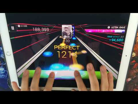 [SuperStar SMTOWN] Ring Ding Dong [SHINee] Hard 3Star(★★★) - 웅차(WoongCha)