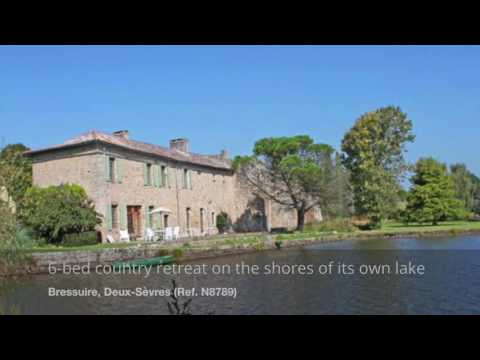 Waterside properties for sale in SW France