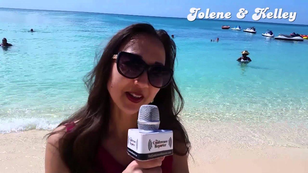 Cayman bikini videos