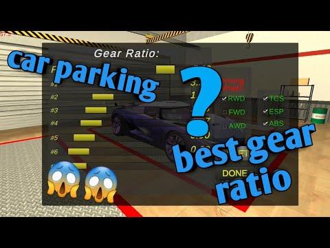 Car Parking Multiplayer Gear Ratio Best Ratio Youtube