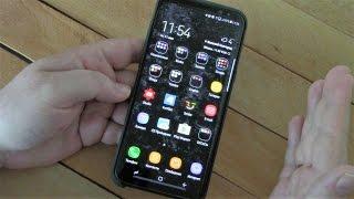 8 нереальных косяков Galaxy S8!