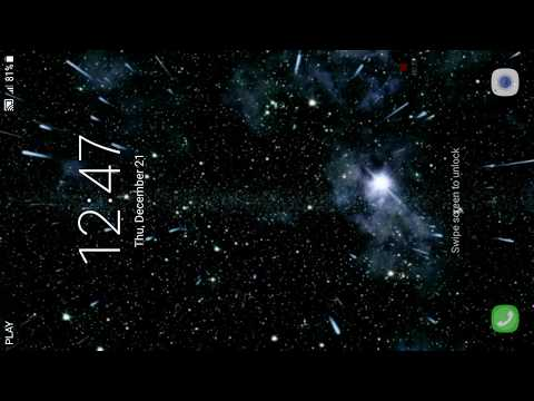 Star Live Wallpaper Apps On Google Play