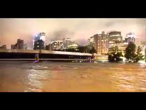 Alberta Floods 2013  Calgary- Downtown Flooding