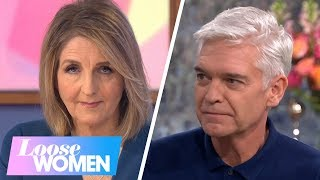 Loose Women Show Their Support for Phillip Schofield After He Opens up About Being Gay | Loose Women