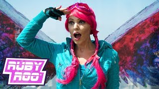 HIGH IN THE SKY CHALLENGE - Ruby Roo | LEVEL 9 | Kids Videos | Sandaroo | Live Action