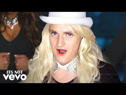 Meghan Trainor - I'm a Lady (SMURFS: THE LOST VILLAGE SONG) (PARODY)