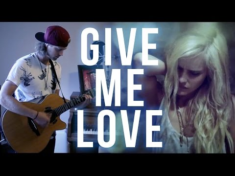 """""""Give Me Love"""" - Ed Sheeran (Acoustic Loop Pedal Cover) With Lyrics And Tabs!"""