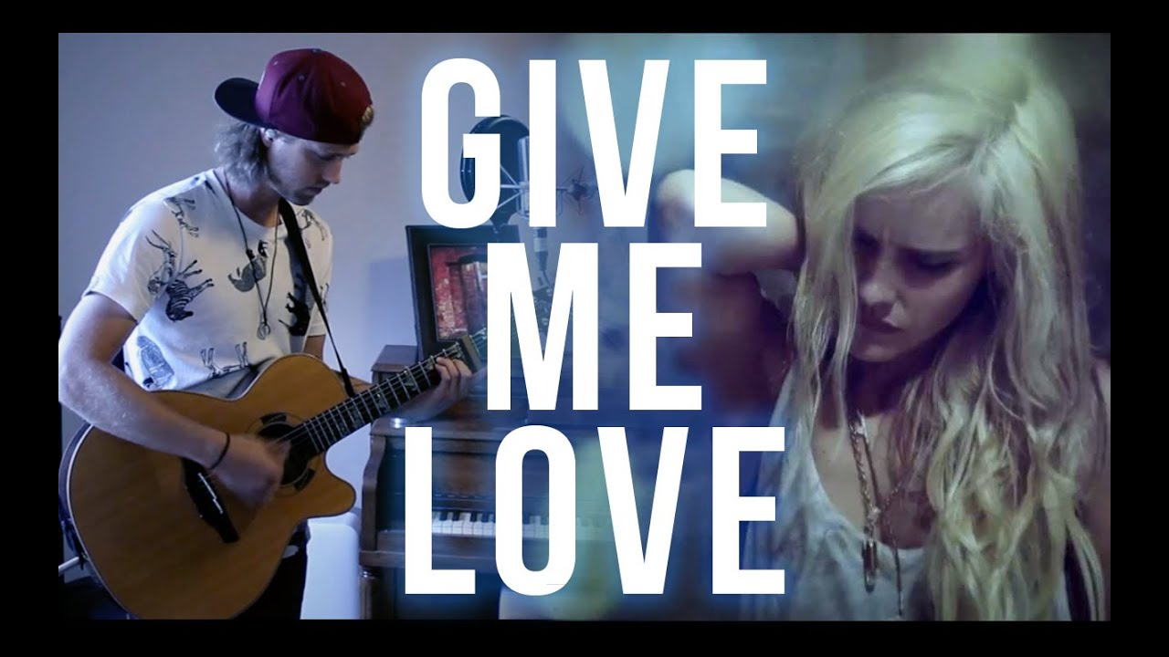 Ed Sheeran Live Room Give Me Love Chords