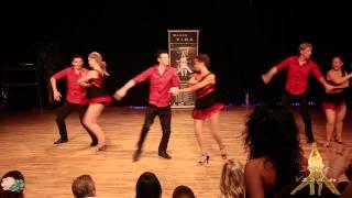 Dance Vida Salsa Team!  May 2013