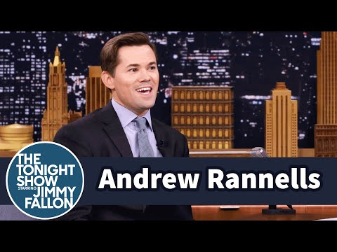 Andrew Rannells Blew the Hamilton Lyrics to His King George