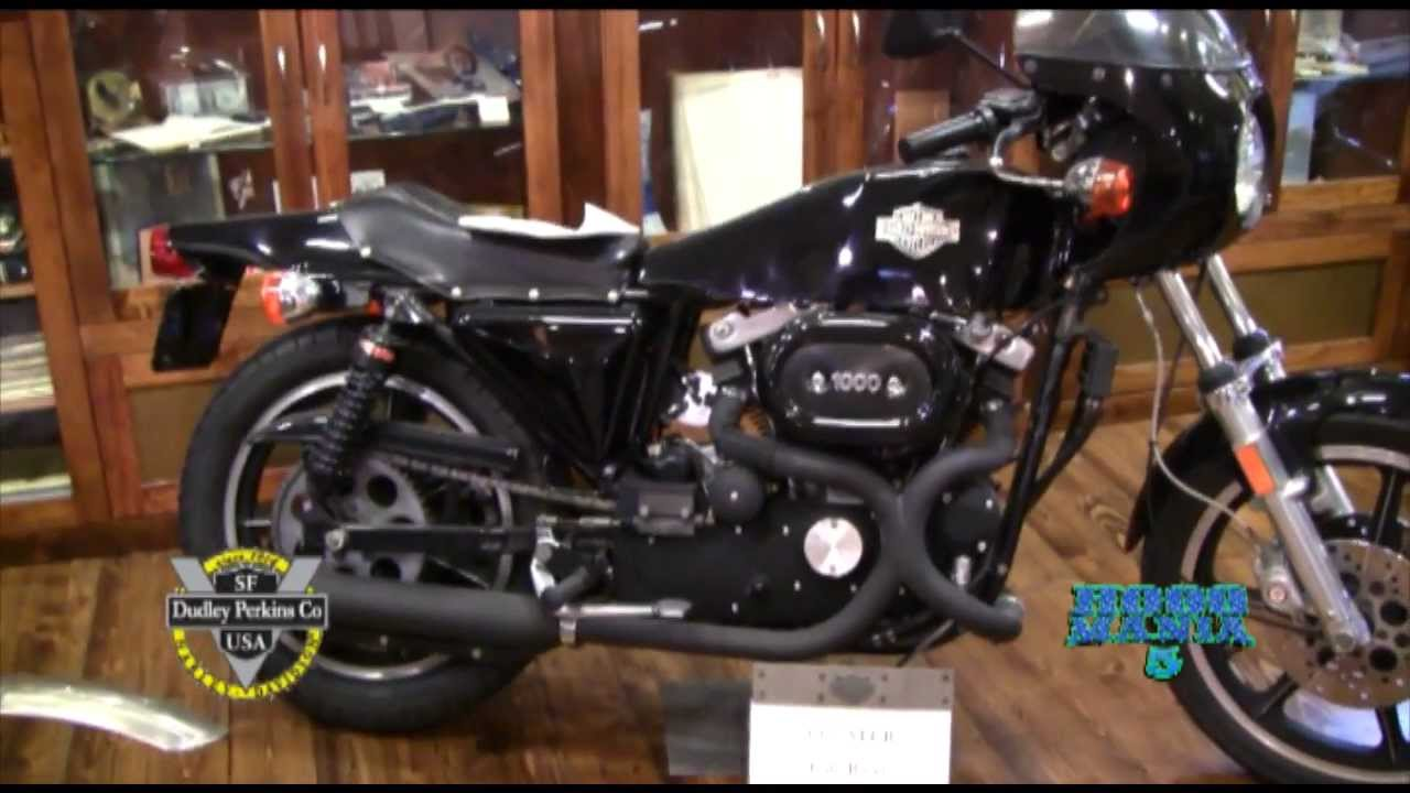 dudley perkins harley davidson in south san francisco - youtube