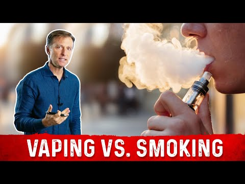 Is Vaping Better Than Smoking?