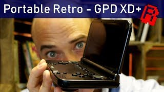 Portable Retro Console | GPD XD Plus Review