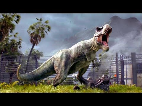 Jurassic World: Evolution - Gamescom 2017 Trailer (PS4/XBX/PC) (1080p)