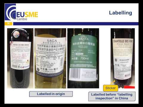 F&B Customs Procedures and Labelling - A Step By Step Guide