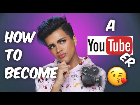How To Become A YouTuber | Gabriel Zamora
