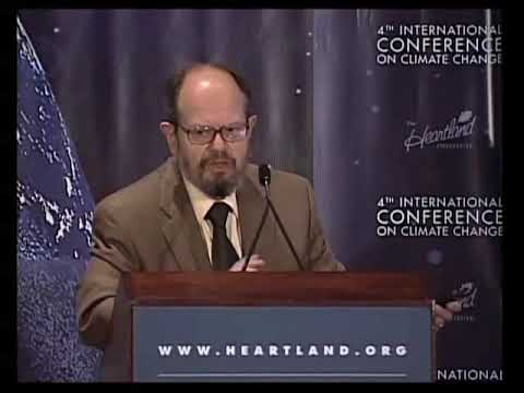 Richard Lindzen at 4th International Conference on Climate Change
