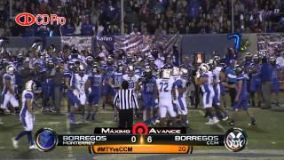 Cuartos de Final CONADEIP / Borregos Monterrey vs Borregos CCM