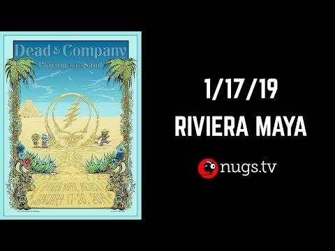 Live from Riviera Maya, MX 1/17/19 Set II Opener
