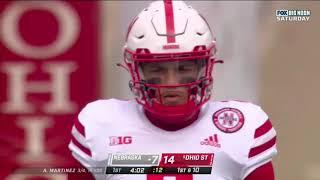 Nebraska vs Ohio State 2020 in 40 Minutes (Full Game)
