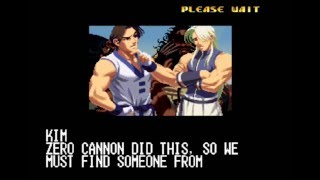 The King Of Fighters 2000 - All Endings
