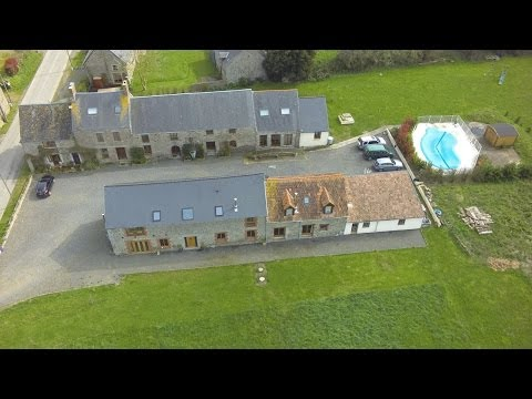 Beautiful barn conversion with 4 gites - Pontorson, Normandy