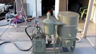 Fuel Usage For A Gasifier Running A Generator Under Load