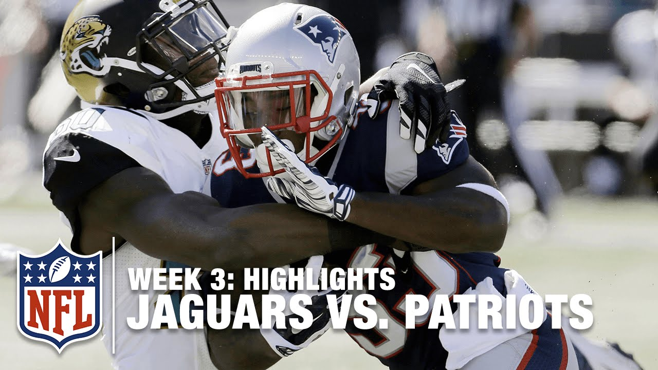 Jaguars vs. Patriots  Week 3 Highlights  NFL  YouTube