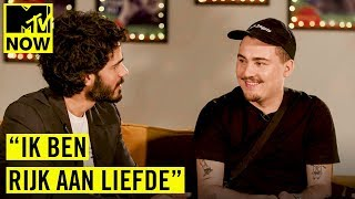 JACK $HIRAK over winst MTV EMA en NIEUW ALBUM | MTV NOW SPECIAL