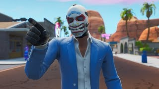 "GAMEPLAY OF THE NEW SKIN ""THEFT"", BECAUSE THIS GAME IS EVEN CRIMINAL! Fortnite"